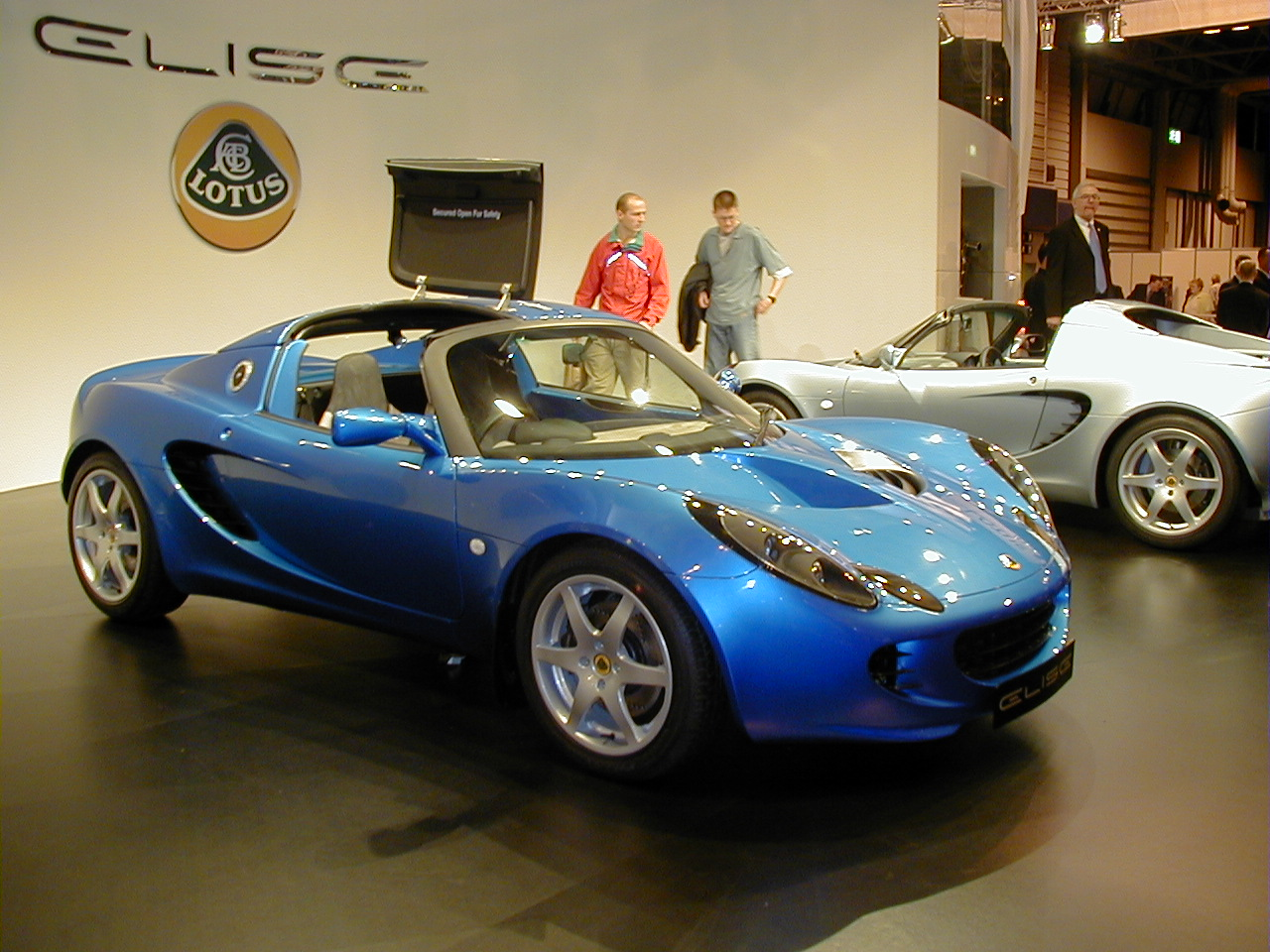 My Lotus Elise Owners Diary October 2000