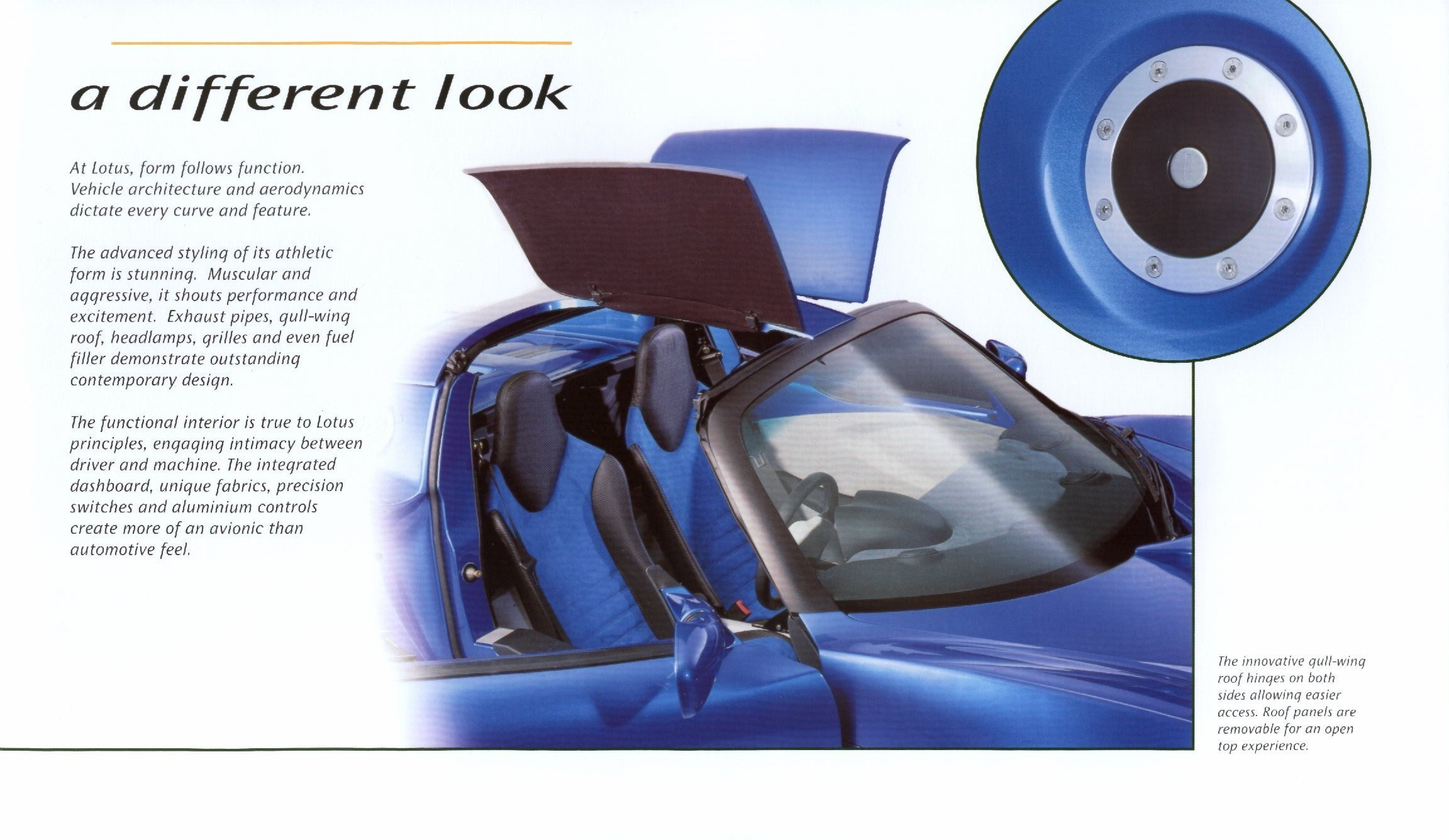 The Lotus Elise S2 Details