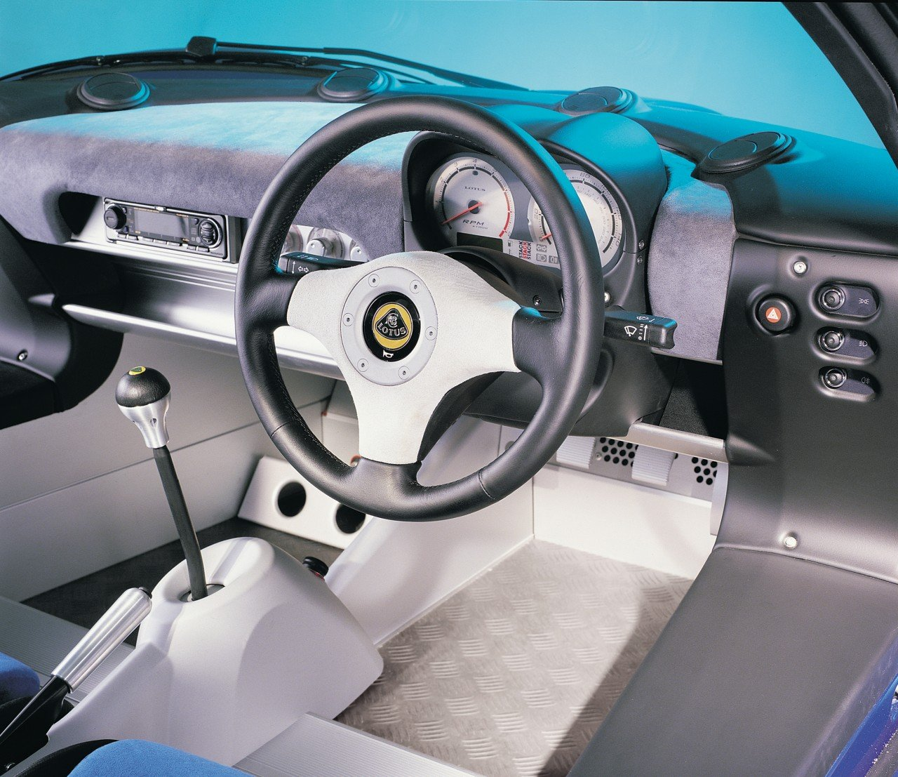 Lotus Elise Interior Interior Pictures