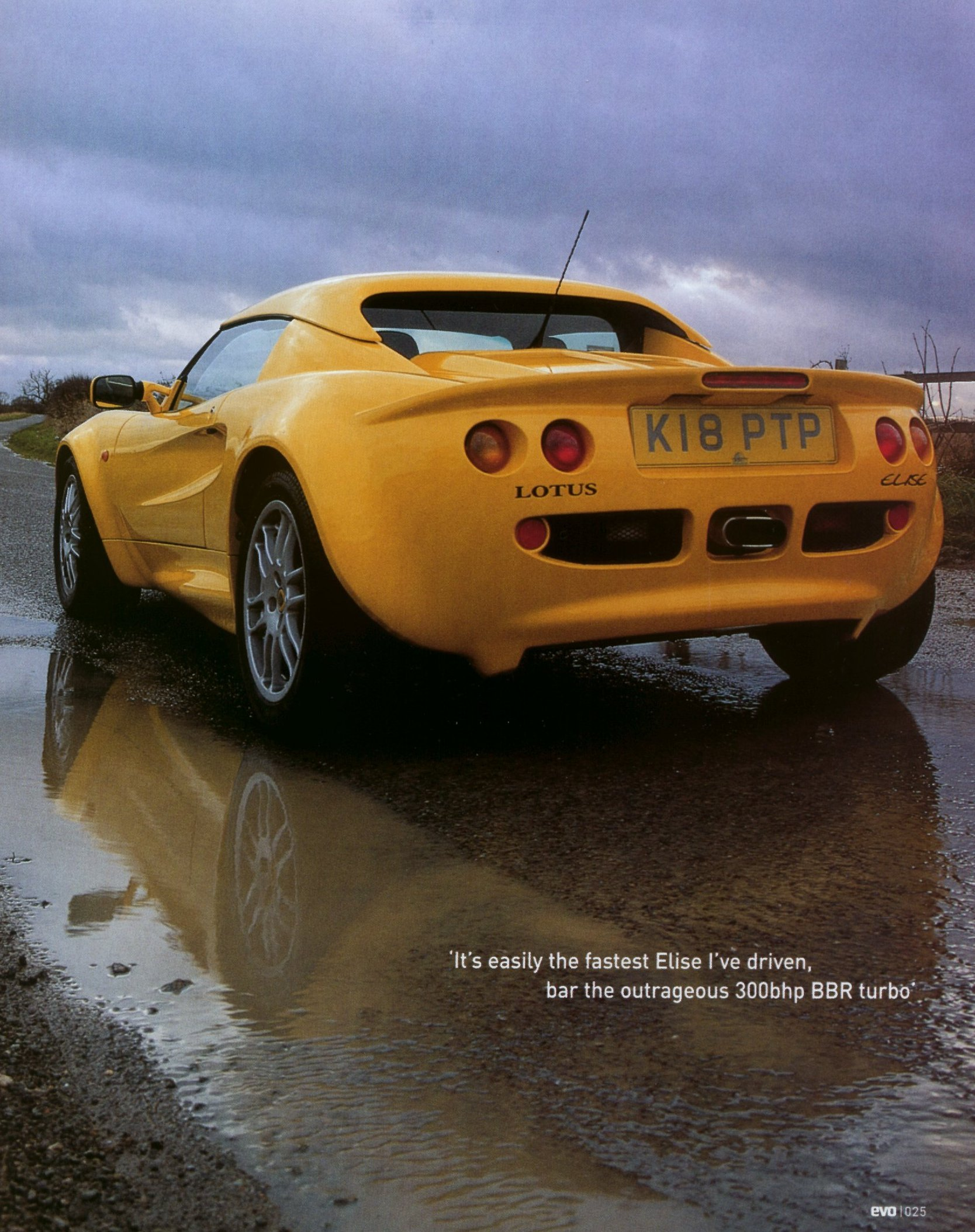 Lotus elise press articles 2001 auto express 14th march 2001 vanachro Images